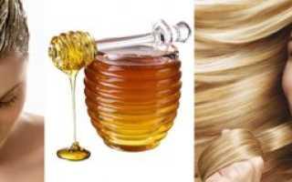 Мед против выпадения волос: делаем маски дома