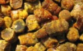 Перга при сахарном диабете и пчелопродукты
