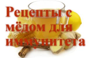 Тыква с лимоном и медом для иммунитета: рецепты