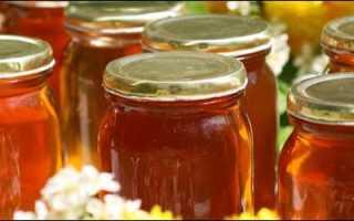 Как долго можно хранить мёд