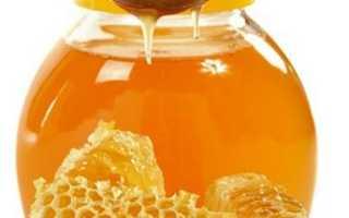 Какой принимать мёд при цистите