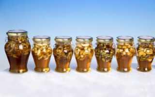 Греческий мед и тимьяновый мед