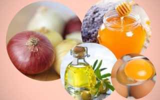 Маска из лука и меда от выпадения волос: как приготовить и правильно применить