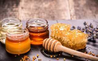 Лечение при язве желудка медом